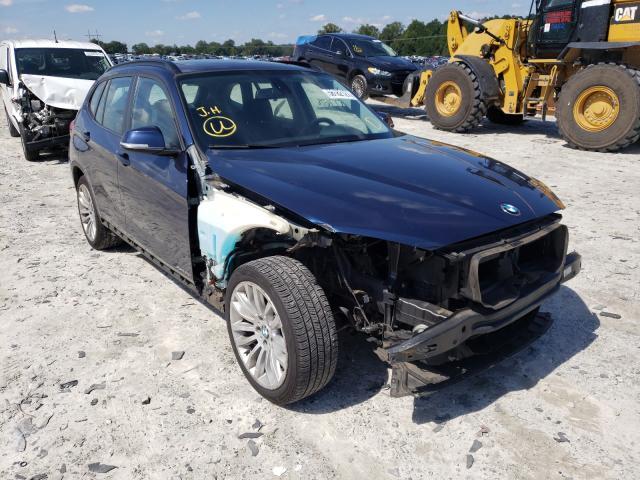 2014 BMW X1 XDRIVE2 WBAVL1C50EVY14134