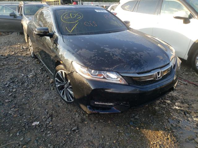 Salvage cars for sale from Copart Pennsburg, PA: 2017 Honda Accord EXL