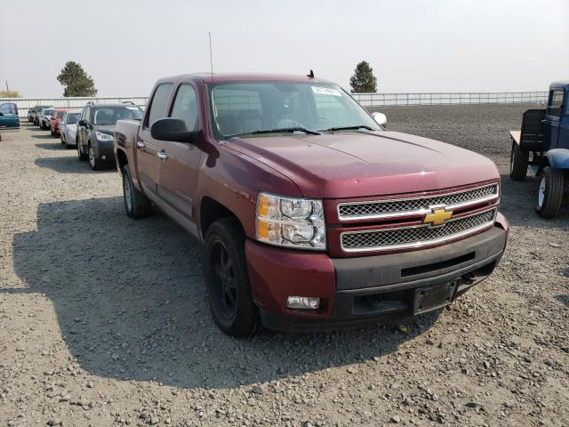 Salvage cars for sale from Copart Airway Heights, WA: 2013 Chevrolet Silverado