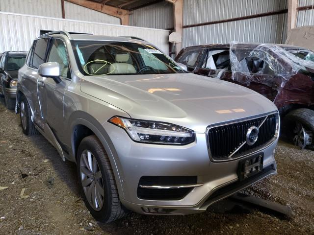 Salvage cars for sale from Copart Houston, TX: 2017 Volvo XC90 T6