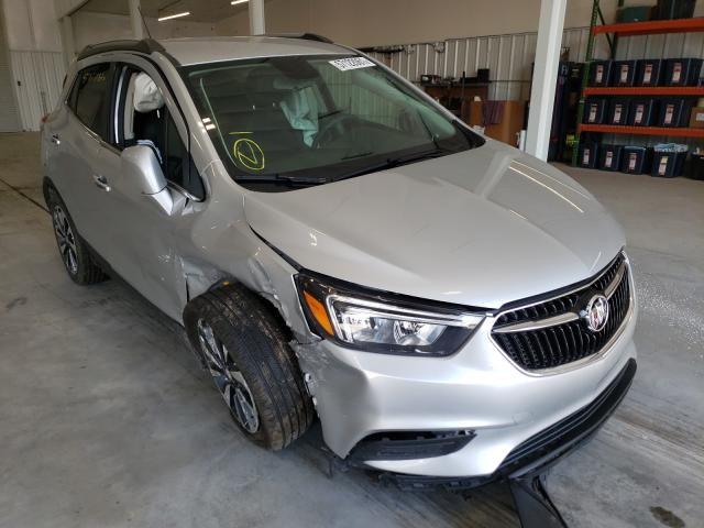 Salvage 2021 BUICK ENCORE - Small image. Lot 57122061
