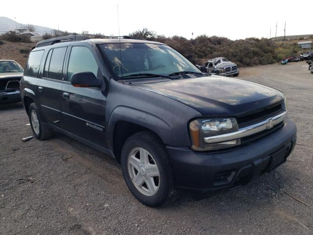 Salvage cars for sale from Copart Reno, NV: 2003 Chevrolet Trailblazer