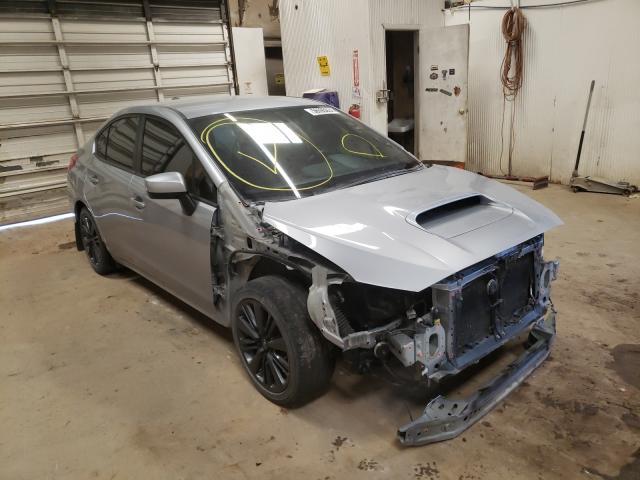 2018 Subaru WRX en venta en Casper, WY
