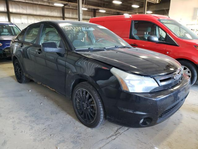 2010 FORD FOCUS SES 1FAHP3GN1AW135817