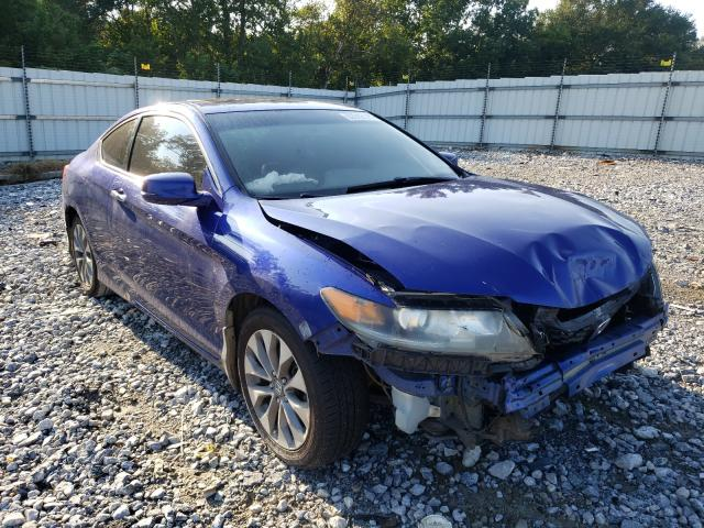 Salvage cars for sale from Copart Cartersville, GA: 2013 Honda Accord EX