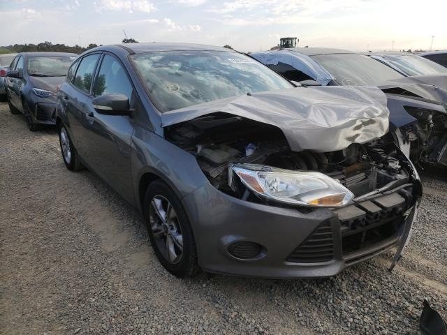 Salvage cars for sale from Copart Antelope, CA: 2014 Ford Focus SE