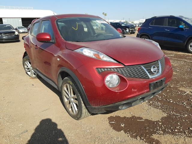 Salvage cars for sale from Copart Phoenix, AZ: 2013 Nissan Juke S