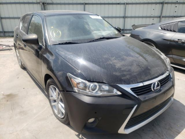 Salvage cars for sale from Copart Corpus Christi, TX: 2014 Lexus CT 200