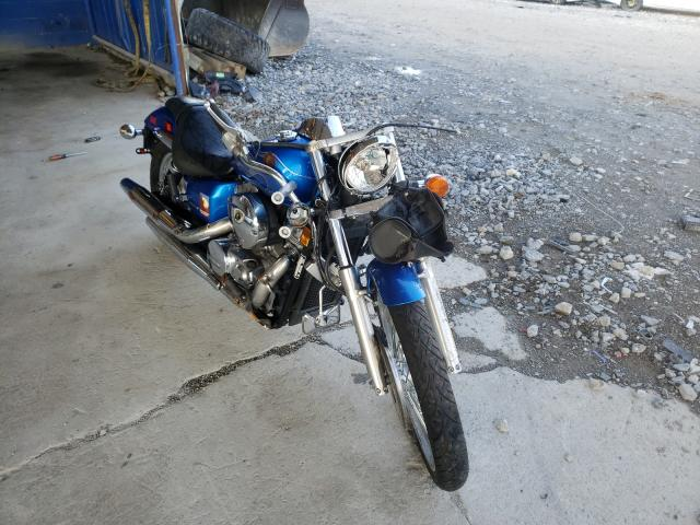 Salvage motorcycles for sale at Cartersville, GA auction: 2008 Honda Shadow