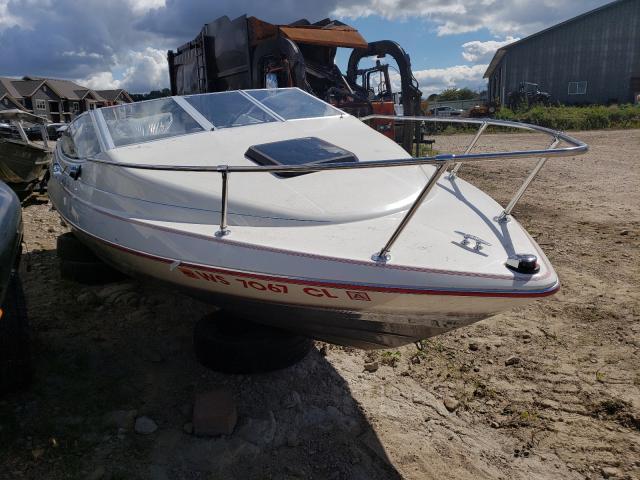 Bayliner salvage cars for sale: 1990 Bayliner Boat Capri