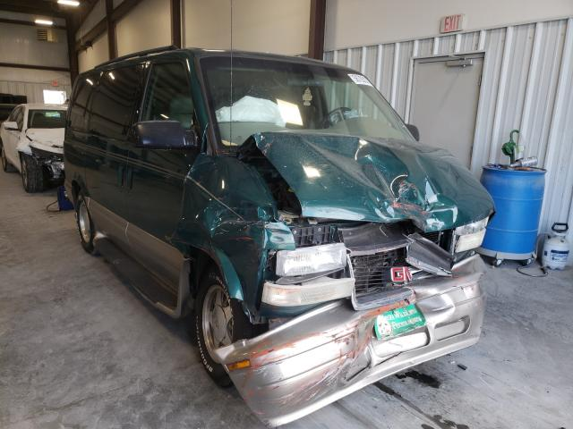 Salvage cars for sale from Copart Byron, GA: 2001 GMC Safari XT