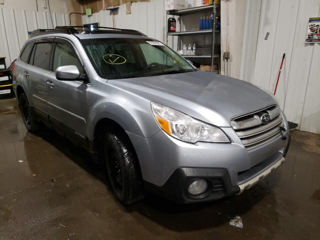 Salvage cars for sale at Anchorage, AK auction: 2014 Subaru Outback 2