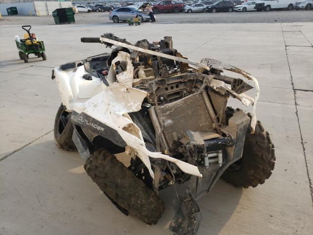 Salvage cars for sale from Copart Farr West, UT: 2019 Can-Am Outlander