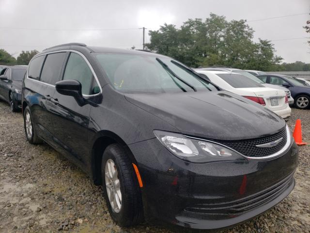 Chrysler Voyager LX salvage cars for sale: 2020 Chrysler Voyager LX