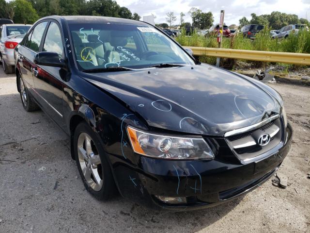 Hyundai salvage cars for sale: 2008 Hyundai Sonata SE