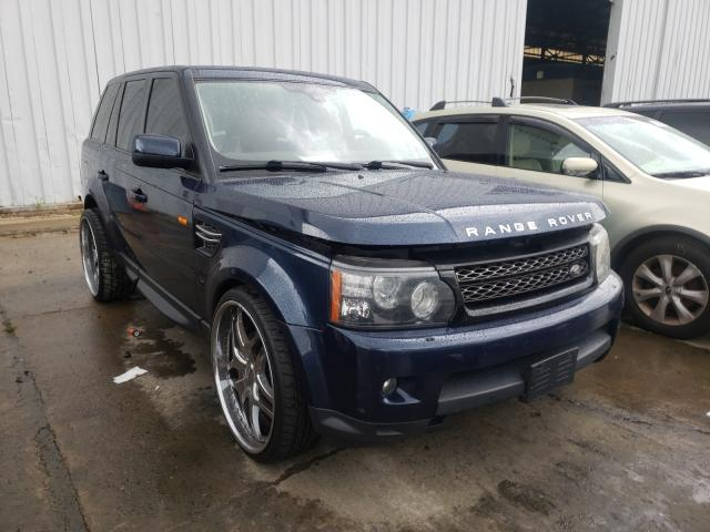 Land Rover salvage cars for sale: 2013 Land Rover Range Rover