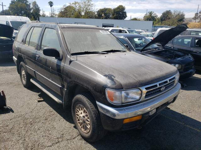 Nissan Pathfinder salvage cars for sale: 1997 Nissan Pathfinder