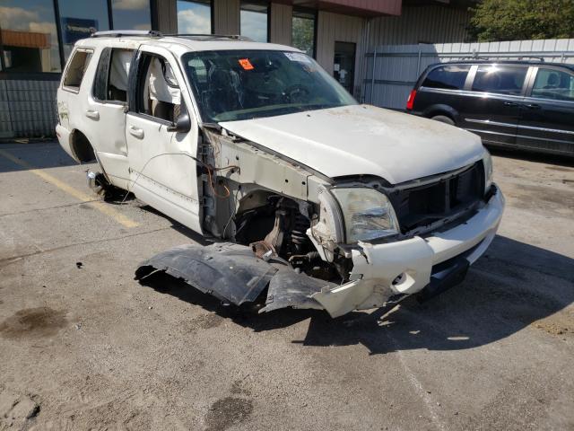 Mercury Vehiculos salvage en venta: 2004 Mercury Mountainee