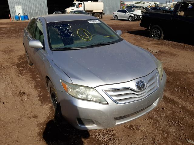 Salvage cars for sale at Phoenix, AZ auction: 2011 Toyota Camry Base