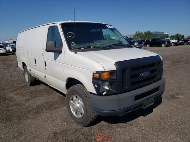 Salvage cars for sale from Copart Ontario Auction, ON: 2012 Ford Econoline