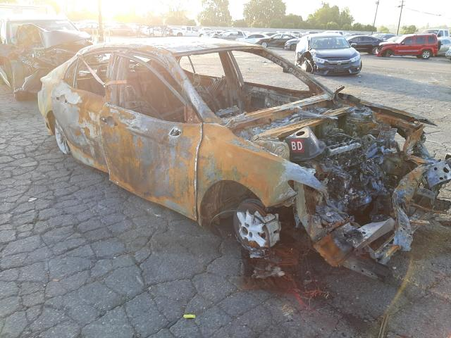 Salvage cars for sale from Copart Colton, CA: 2019 Toyota Camry L