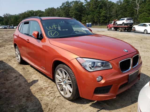 Salvage cars for sale from Copart Windsor, NJ: 2014 BMW X1 XDRIVE2