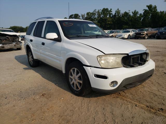 Vehiculos salvage en venta de Copart Lumberton, NC: 2006 Buick Rainier CX