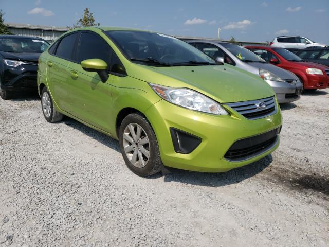 Salvage cars for sale from Copart Walton, KY: 2011 Ford Fiesta SE