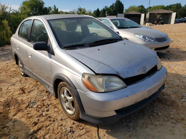 Toyota Echo salvage cars for sale: 2001 Toyota Echo