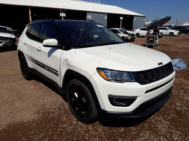Salvage cars for sale at Phoenix, AZ auction: 2019 Jeep Compass LA