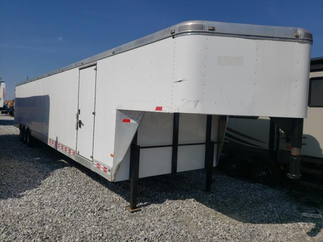 Salvage cars for sale from Copart Tifton, GA: 2015 Sundowner Trailer
