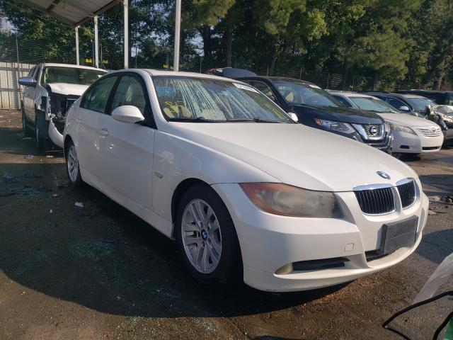 Salvage cars for sale from Copart Austell, GA: 2006 BMW 325 I