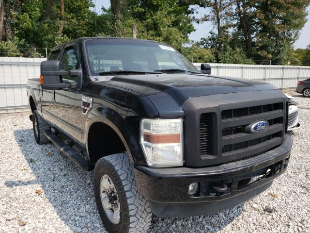 Salvage cars for sale from Copart Rogersville, MO: 2009 Ford F350 Super