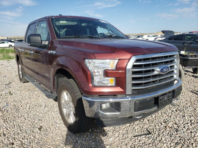 2016 FORD F150 SUPER 1FTEW1EP6GKF68610