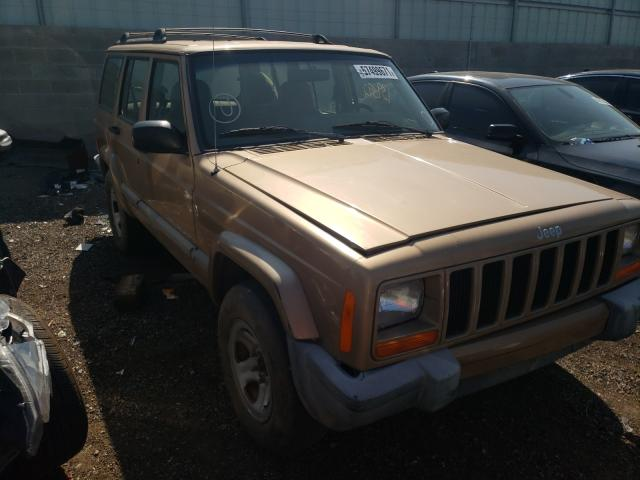 Jeep salvage cars for sale: 1999 Jeep Cherokee S