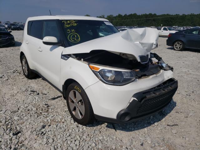 KIA Soul salvage cars for sale: 2015 KIA Soul