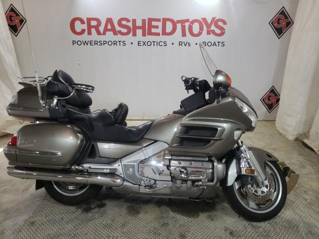 Salvage cars for sale from Copart Columbia, MO: 2006 Honda GL1800