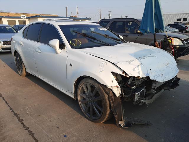 Salvage cars for sale from Copart Grand Prairie, TX: 2015 Lexus GS 350