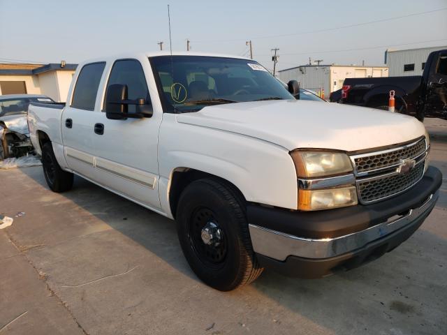 Vehiculos salvage en venta de Copart Grand Prairie, TX: 2006 Chevrolet Silverado