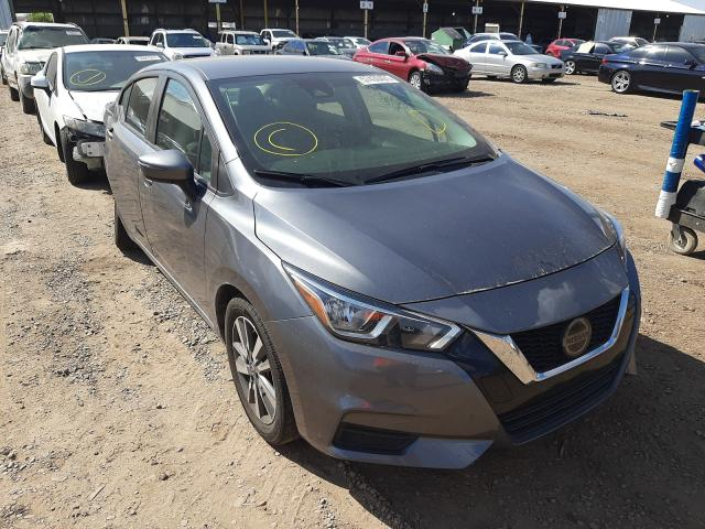 Salvage cars for sale from Copart Phoenix, AZ: 2020 Nissan Versa SV