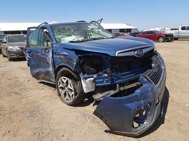 Subaru salvage cars for sale: 2021 Subaru Forester P
