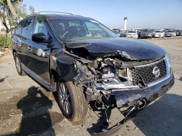 Vehiculos salvage en venta de Copart Martinez, CA: 2013 Nissan Pathfinder