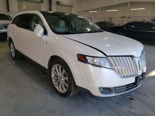 Lincoln MKT salvage cars for sale: 2010 Lincoln MKT