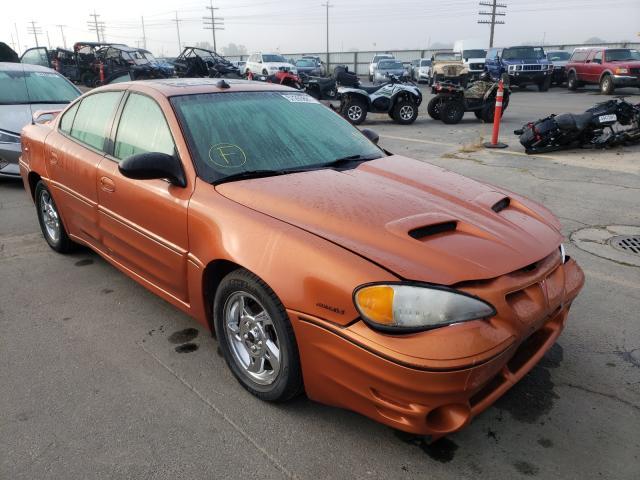 Pontiac salvage cars for sale: 2004 Pontiac Grand AM G