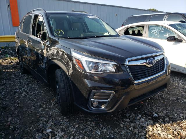 Salvage cars for sale from Copart Cudahy, WI: 2019 Subaru Forester L