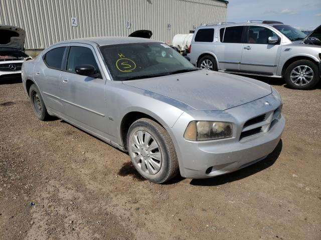 Salvage cars for sale from Copart Rocky View County, AB: 2006 Dodge Charger SE