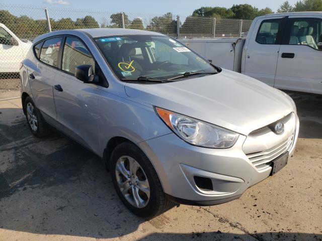 Salvage cars for sale from Copart Chalfont, PA: 2011 Hyundai Tucson GL