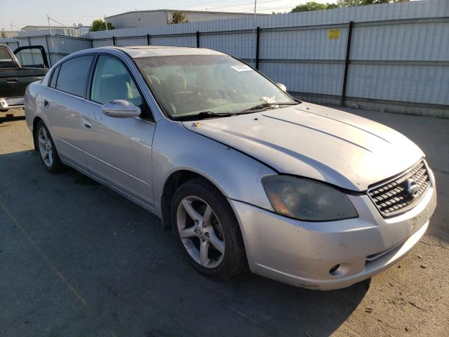 Salvage cars for sale from Copart Bakersfield, CA: 2005 Nissan Altima SE