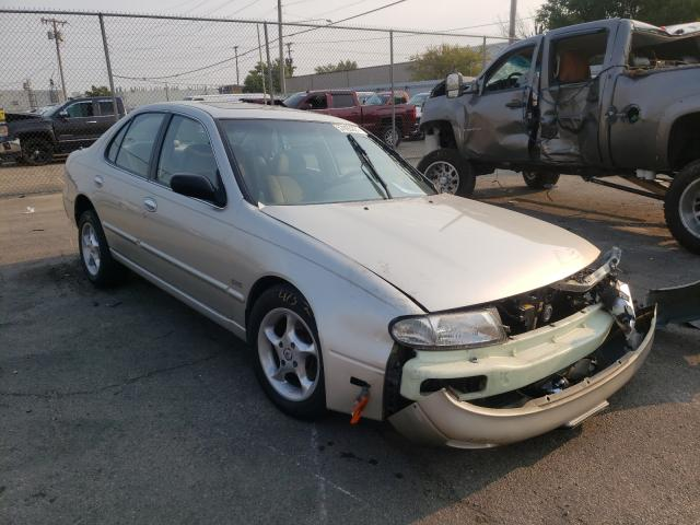 Salvage cars for sale from Copart Moraine, OH: 1994 Nissan Altima XE
