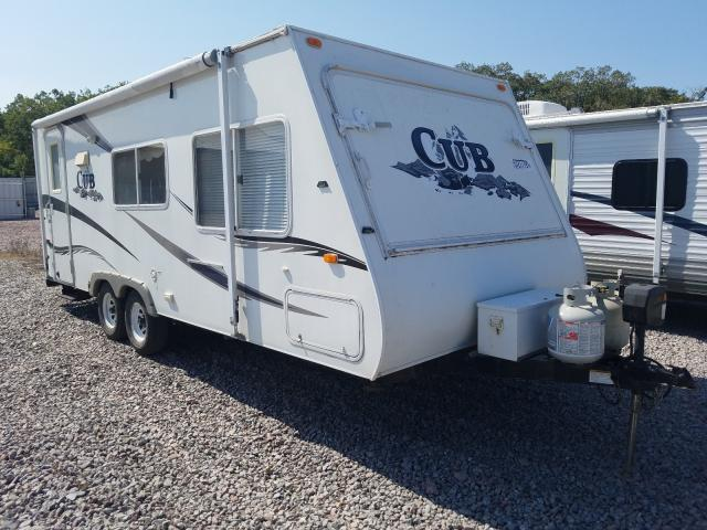 Thor salvage cars for sale: 2006 Thor Trailer